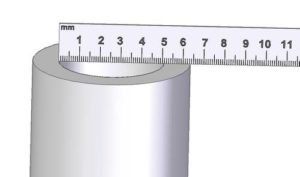 1 inch pvc pipe