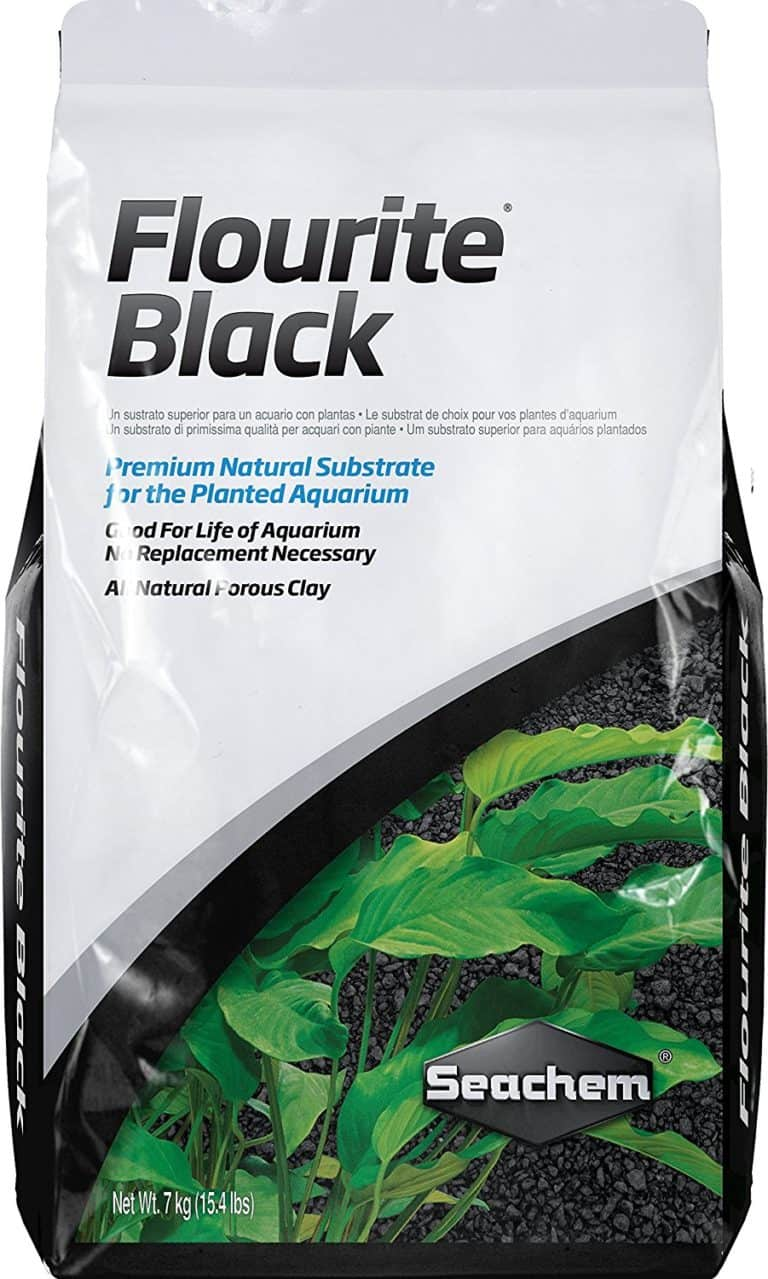 Seachem Flourite Review: Natural Planted Aquarium Substrate