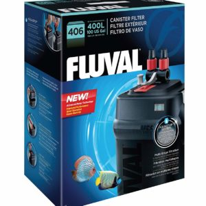 Fluval 406 Canister Filter Review