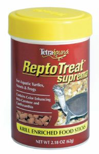 TetraFuana ReptoTreat Suprema for Aquatic Turtles