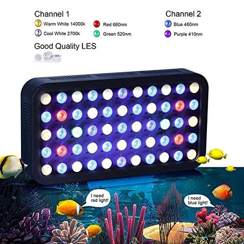 top 10 best led reef lights reviews buyer s guide 2019