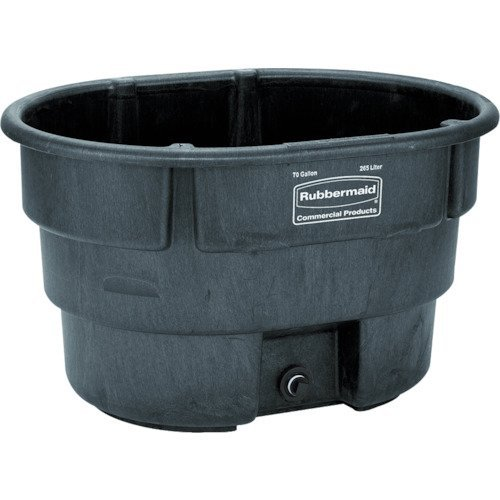 Rubbermaid Commercial Structural Foam Stock Tank