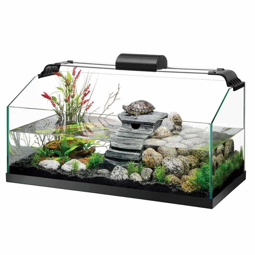 Zilla Premium Rimless Aquatic Turtle Kits