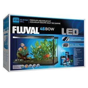 Fluval Premium Bow Front Aquarium Kit