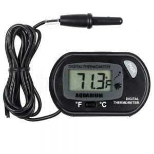 Zacro LCD Digital Aquarium Thermometer