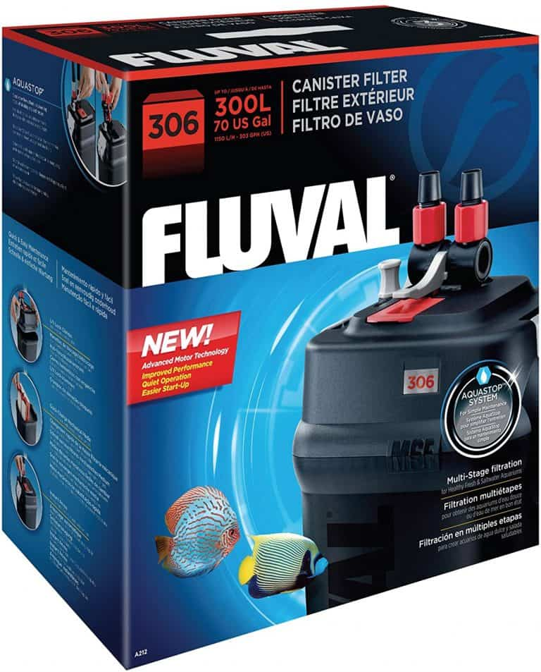 Fluval 306 Review: A Canister Filter With Proven Track Record