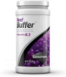 Seachem Reef Buffer Review