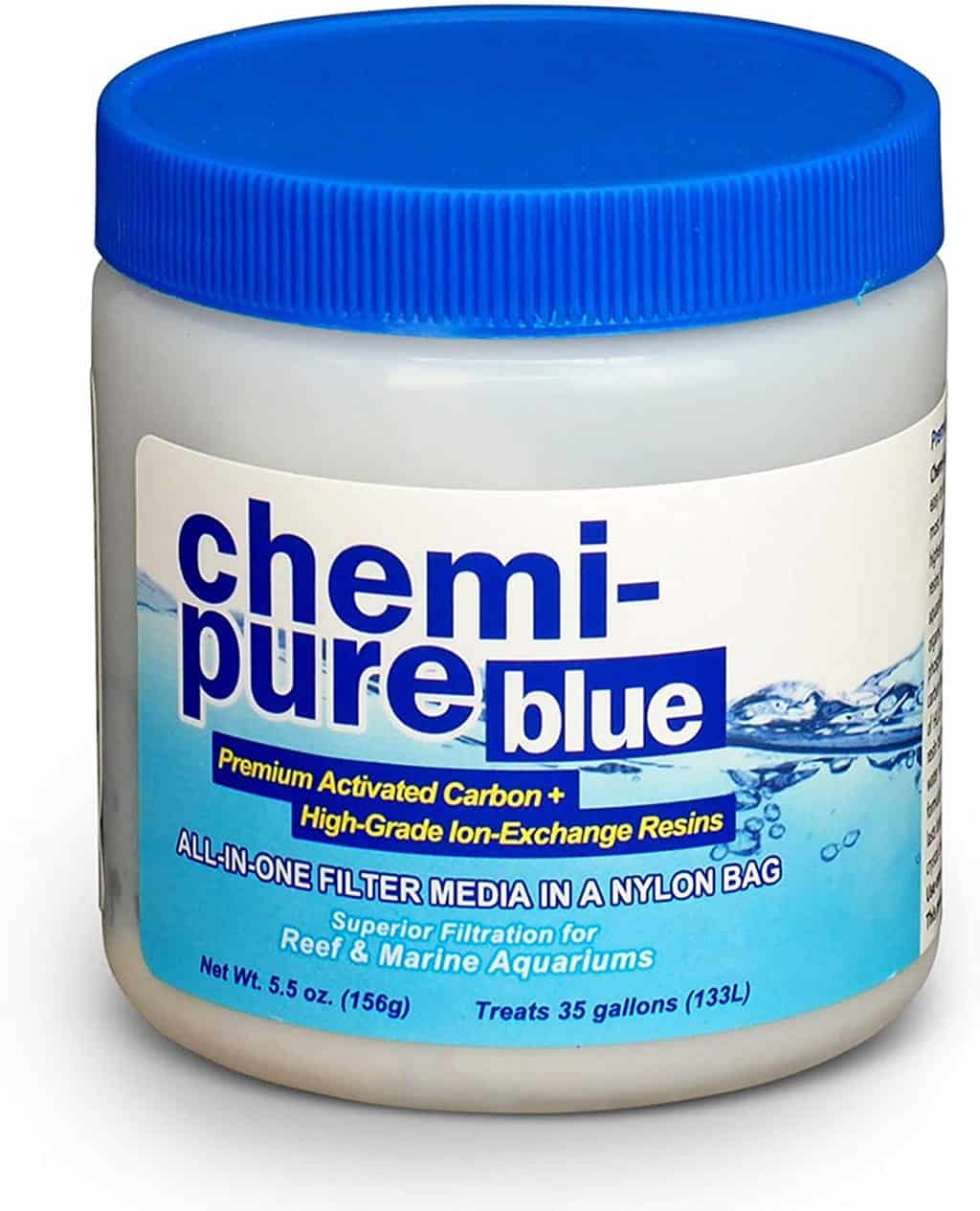 Chemi Pure Blue Review