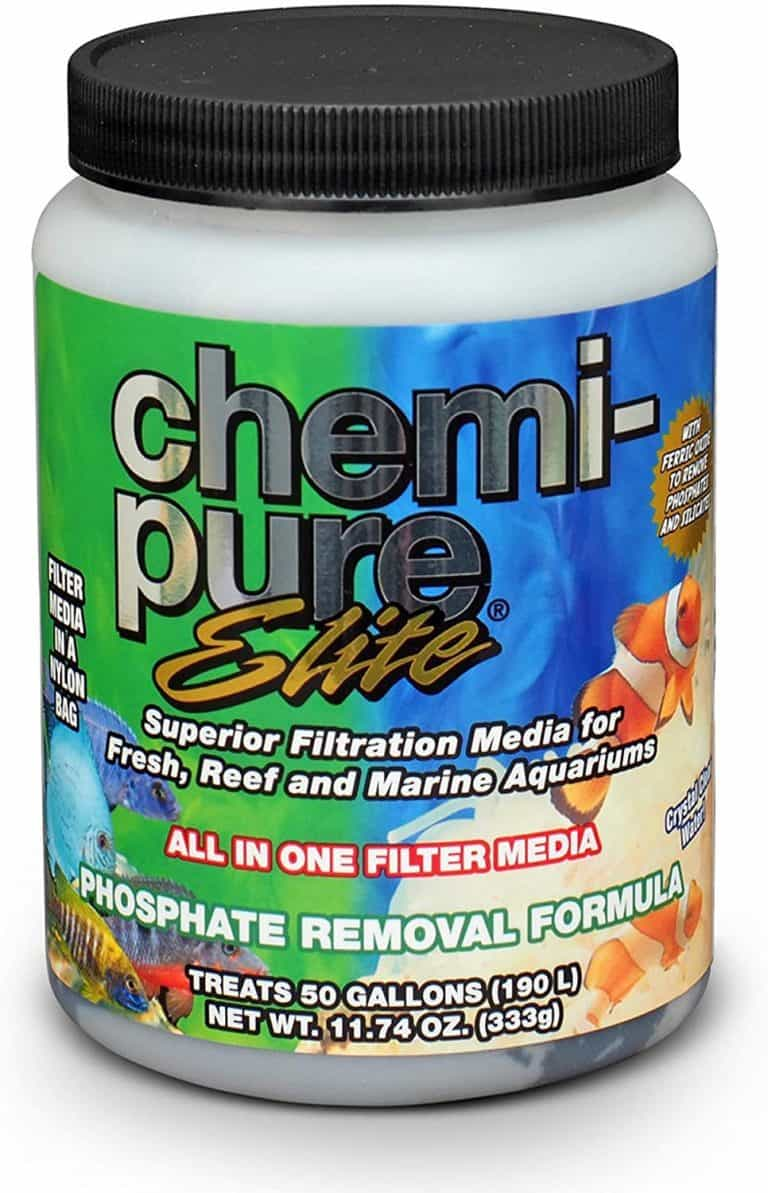 Chemi Pure Elite Review: Phosphate, Silicate & Odor Remover