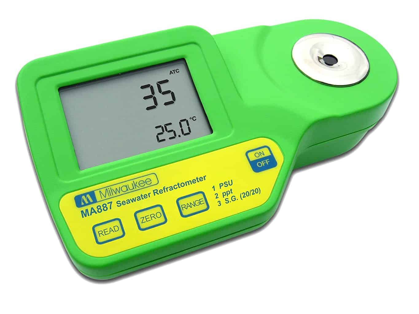 Milwaukee Refractometer Review