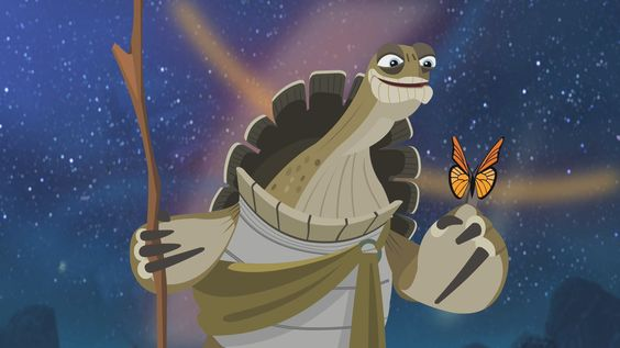 How Smart Are Turtles: Do They Share The Wisdom of Grand Master Oogway