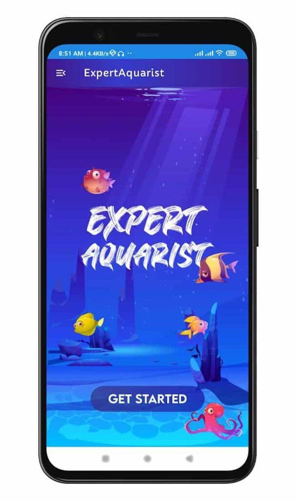 expert aquarist app