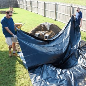 TotalPond pond skins Pond Liner