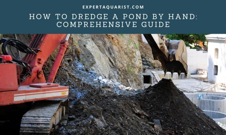 How to Dredge a Pond by Hand: Comprehensive Guide
