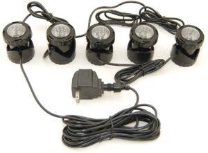 Jebao Submersible LED Pond Light with Photocell Sensor