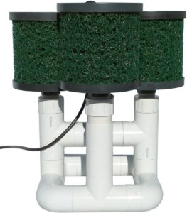 Natural Current Water Products Savior Bottom Feeder Pond Pump and Filter System